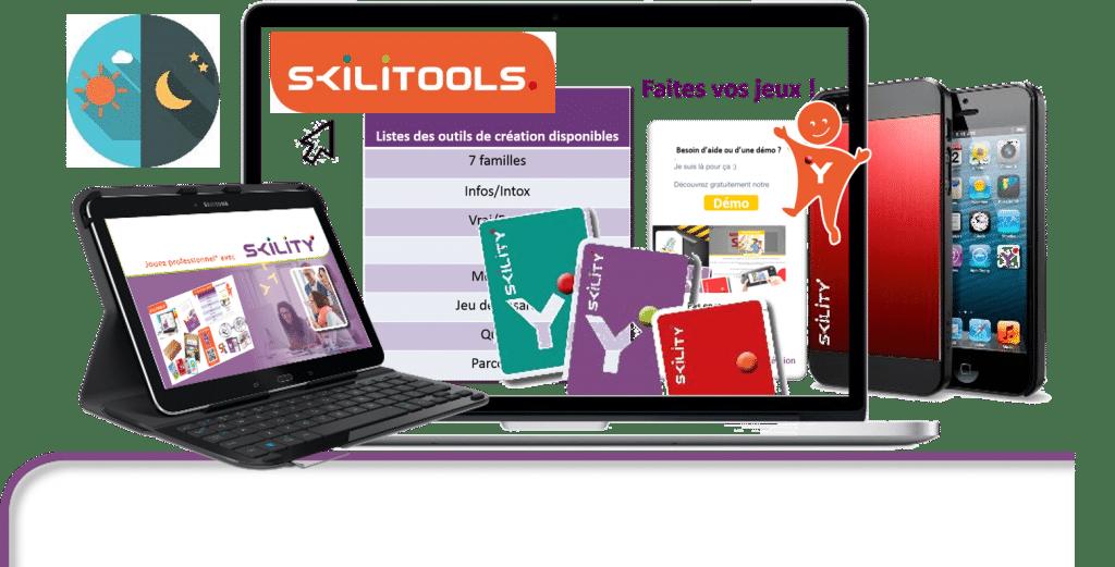 Skilitools les jeux pédagogiques de formation